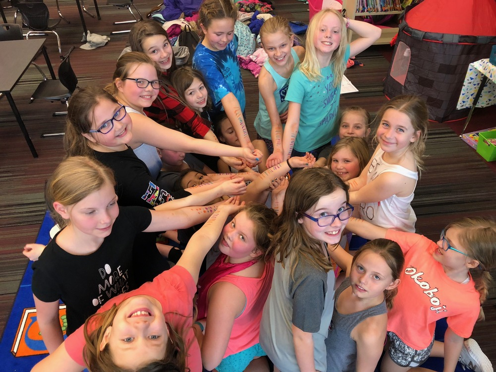 Horizon Girls on the Run Wraps Up Season