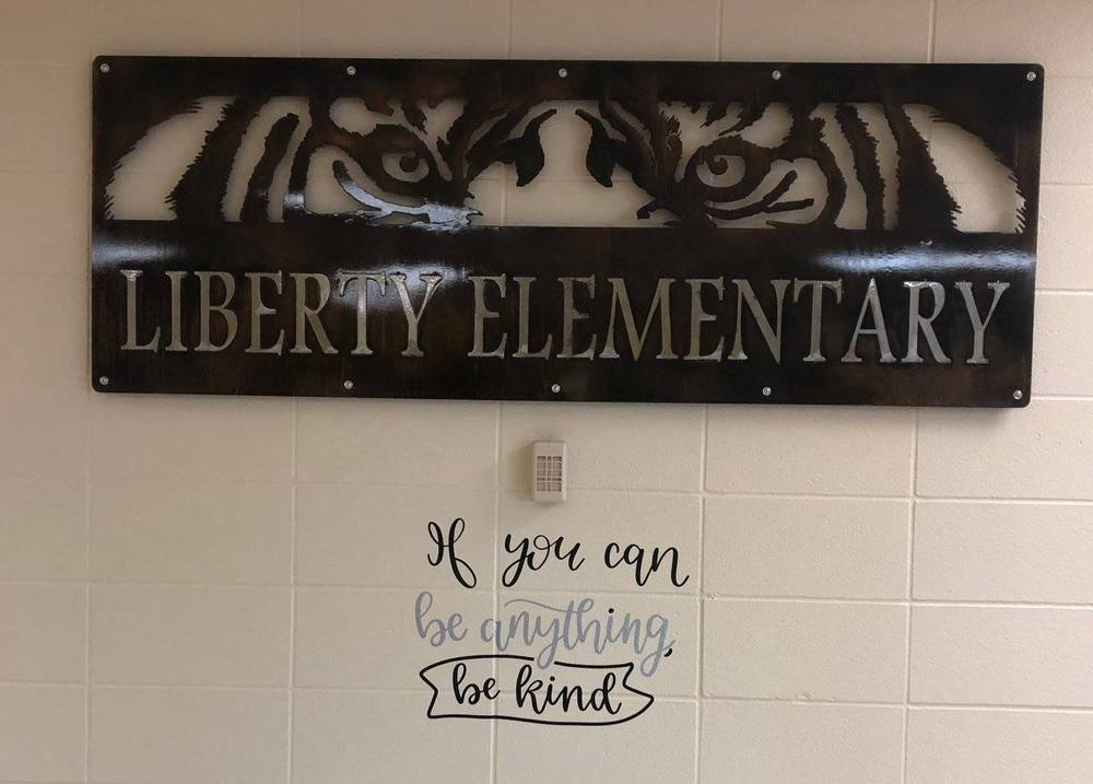 Liberty PTO Provides Gift to Students and Staff