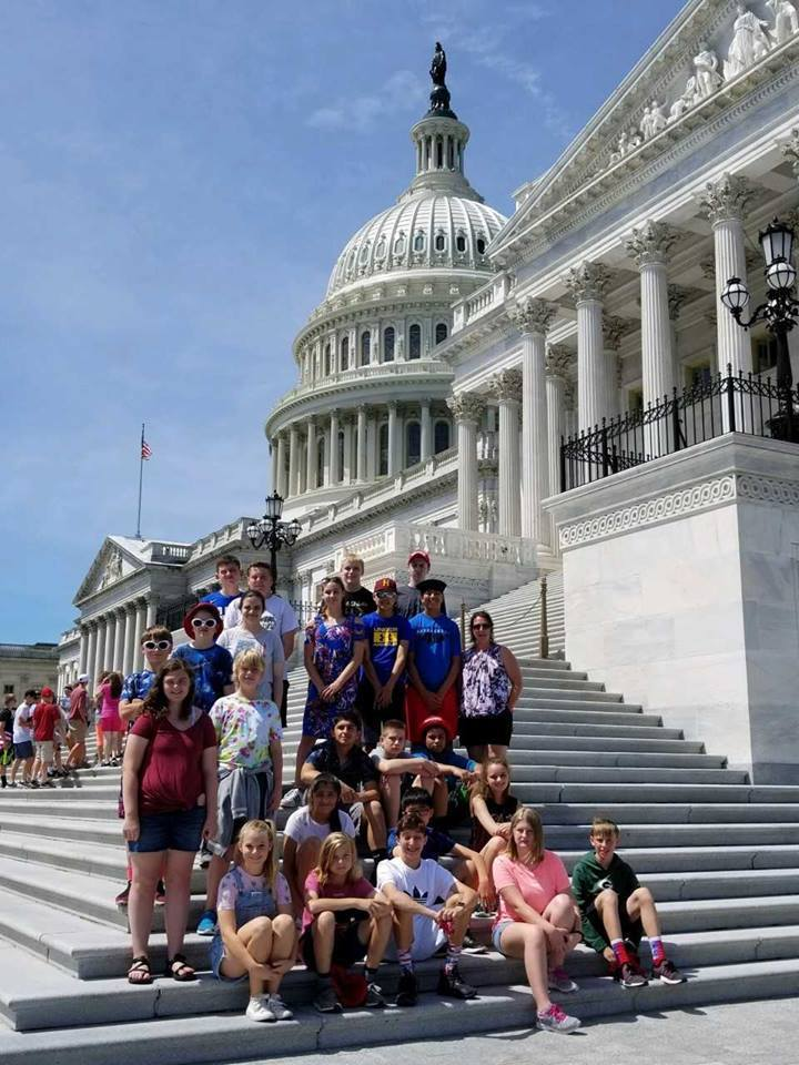 NMS Students Experience Our Nation's Capital