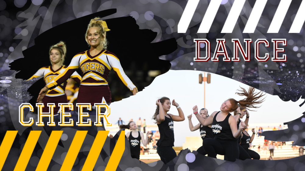 Trek to the Top: HHS Dance and Cheer
