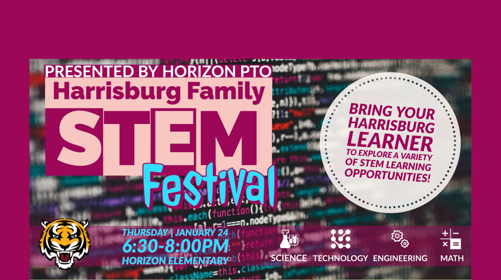 Horizon PTO Hosts Harrisburg Family STEM Festival