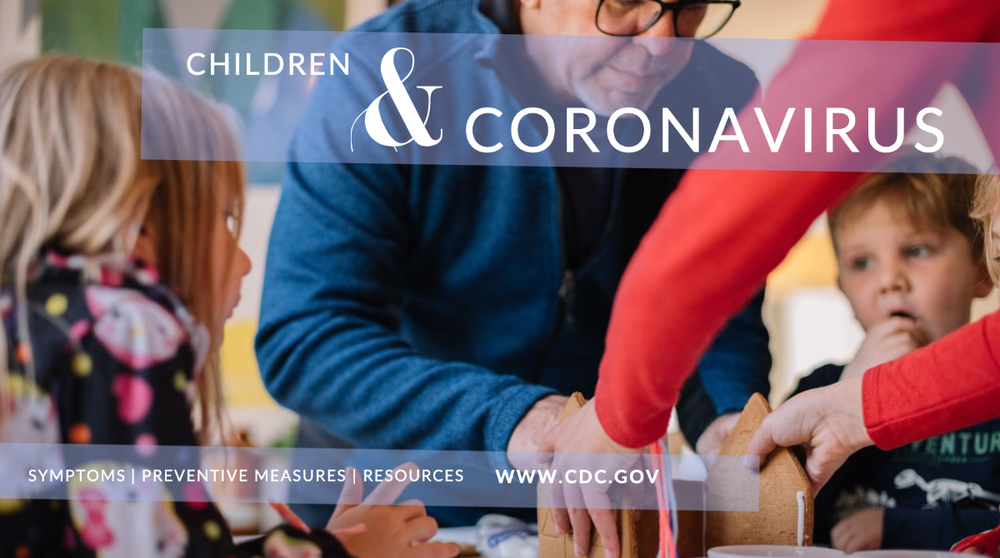 Children and Coronavirus Disease 2019 (COVID-19)