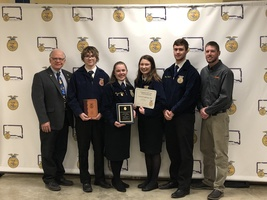 Harrisburg FFA Rocks 2019 State Convention!