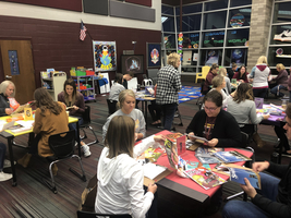 Horizon Staff 'Book Tasting'