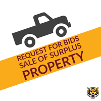 HSD Accepting Sealed Bids for Sale of Vehicles