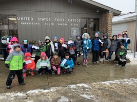 Liberty 2nd Graders Send Flat Stanley Around the Country
