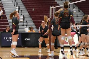 ​HHS Volleyball Seeks Success