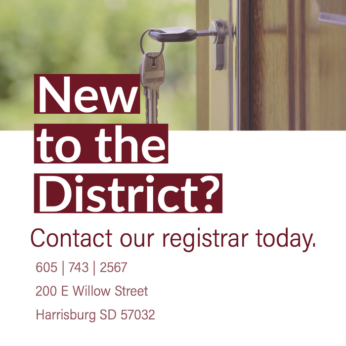 Are you new to our district?