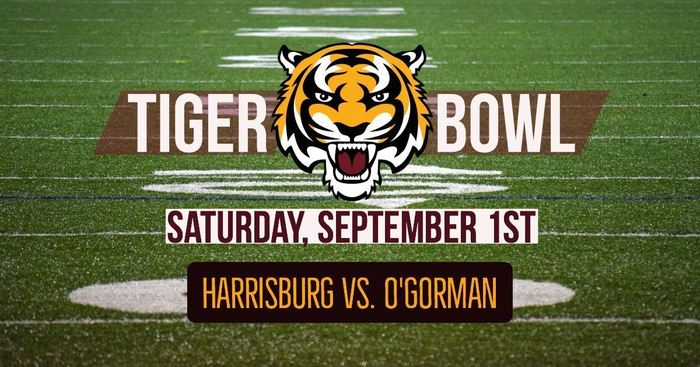 Tiger Bowl Graphic