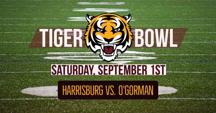 Tiger Bowl Logo 2018