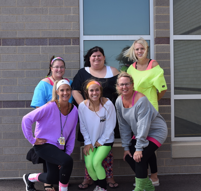 Staff - Decade Day