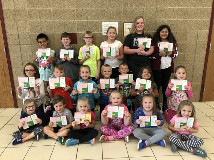 """Paws""itive Award Winners and Tiger on Track"