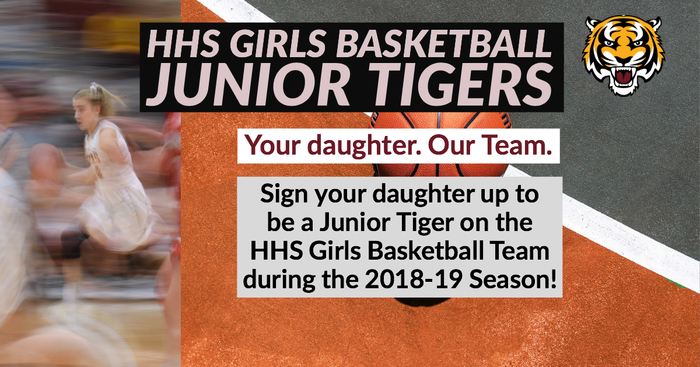 HHS GBB Jr Tigers