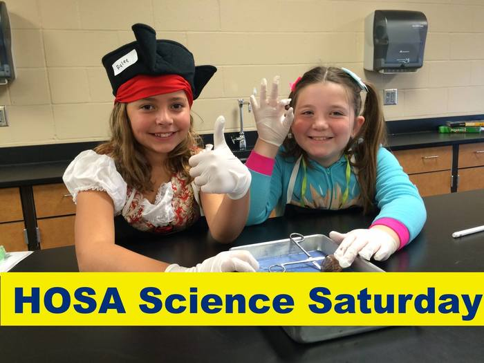 HOSA Science Saturday