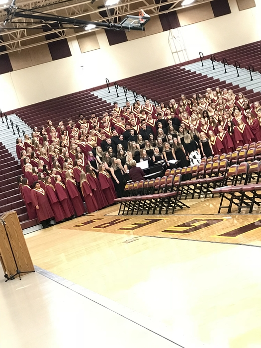 HHS choir