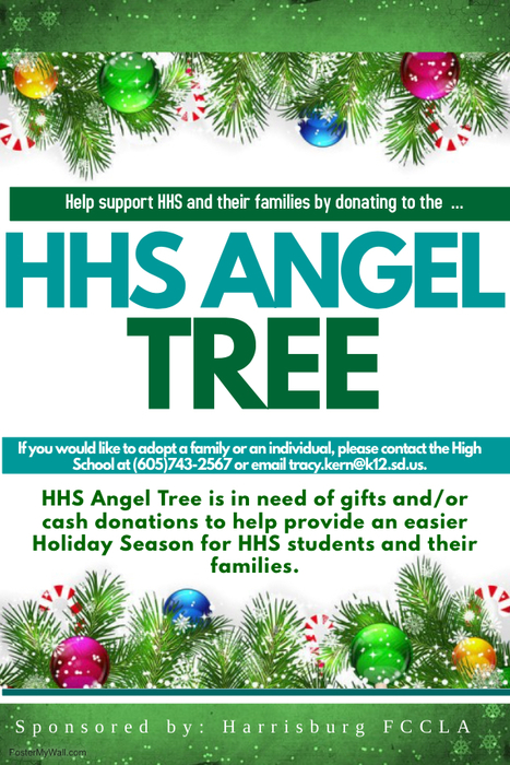 HHS Angel Tree