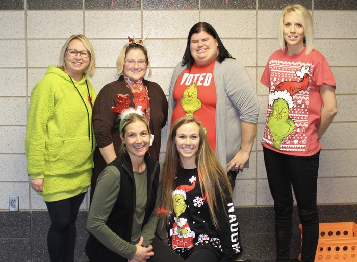 Grinch Teachers