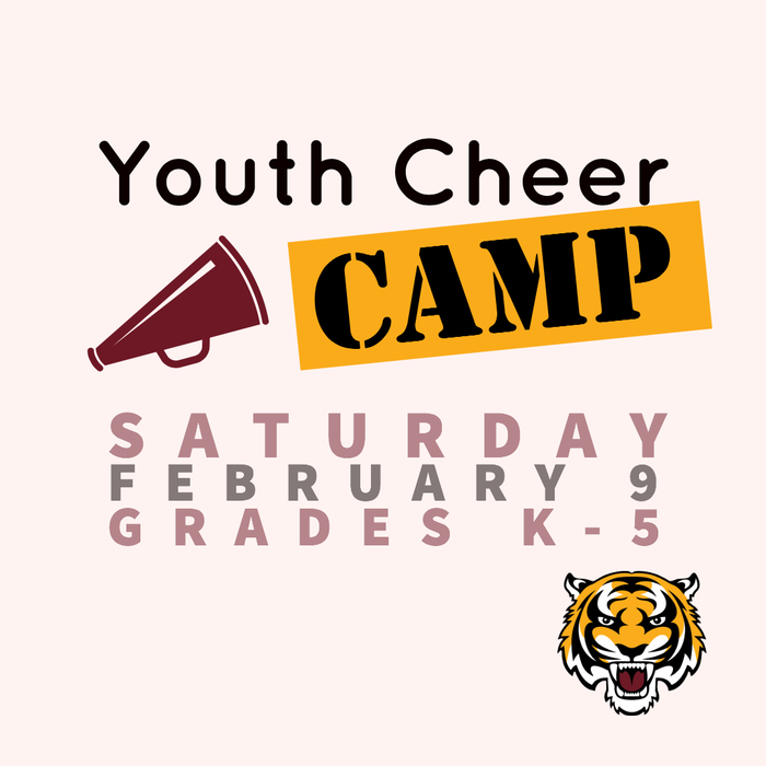 Youth Cheer Camp
