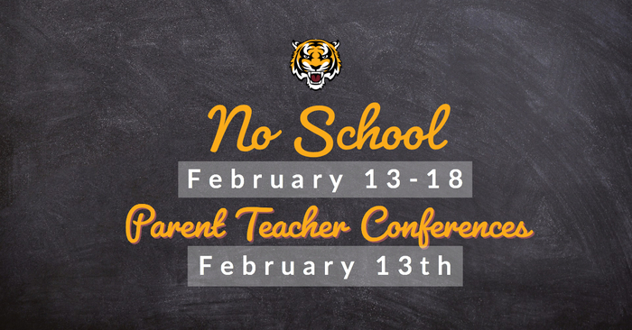 No School/PT Conferences