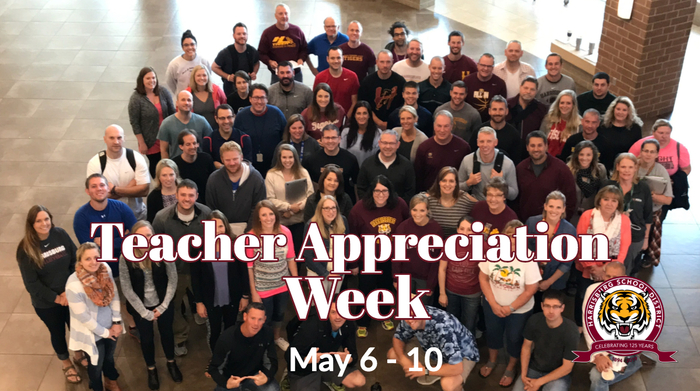 HHS Teacher Appreciation