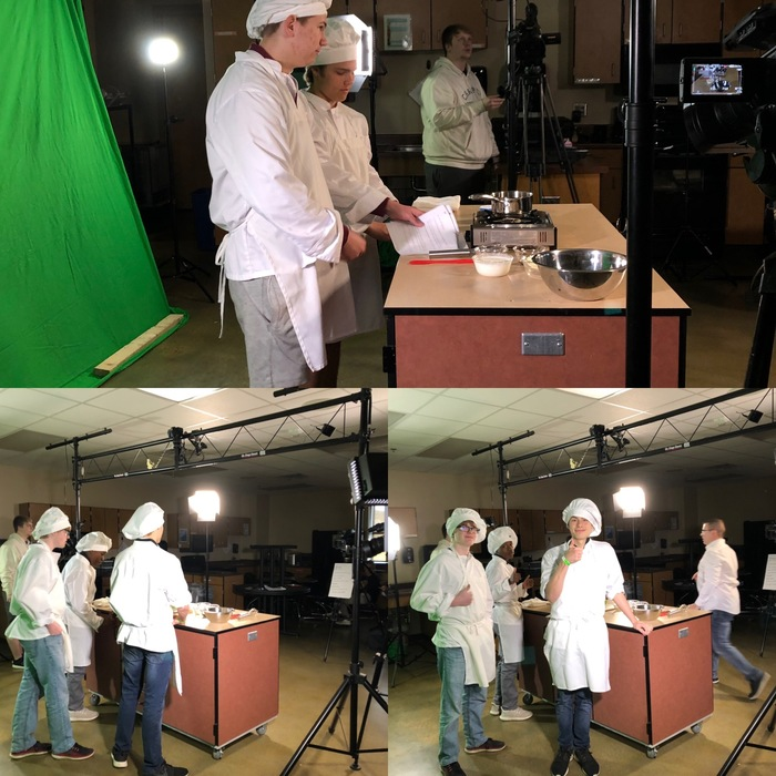 Cooking Show Reality!