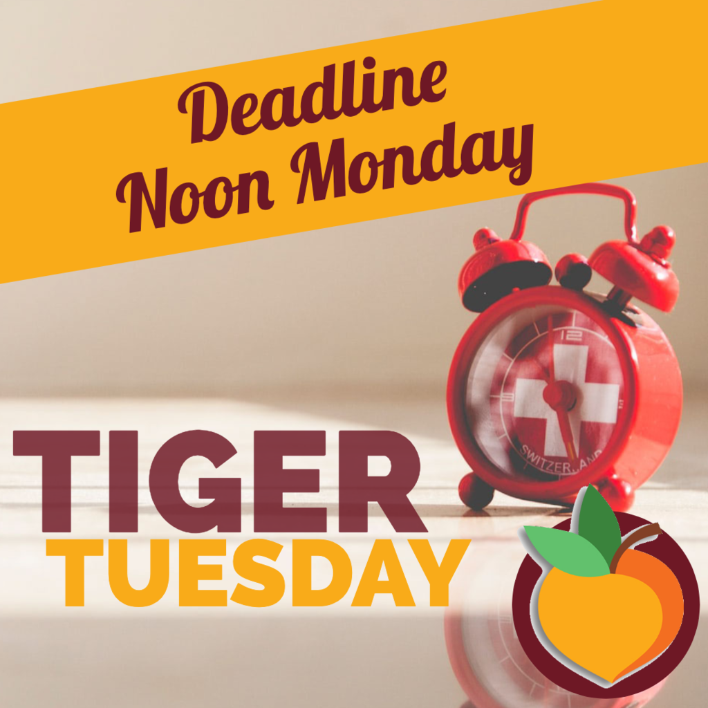 Deadline reminder - Every Monday At Noon