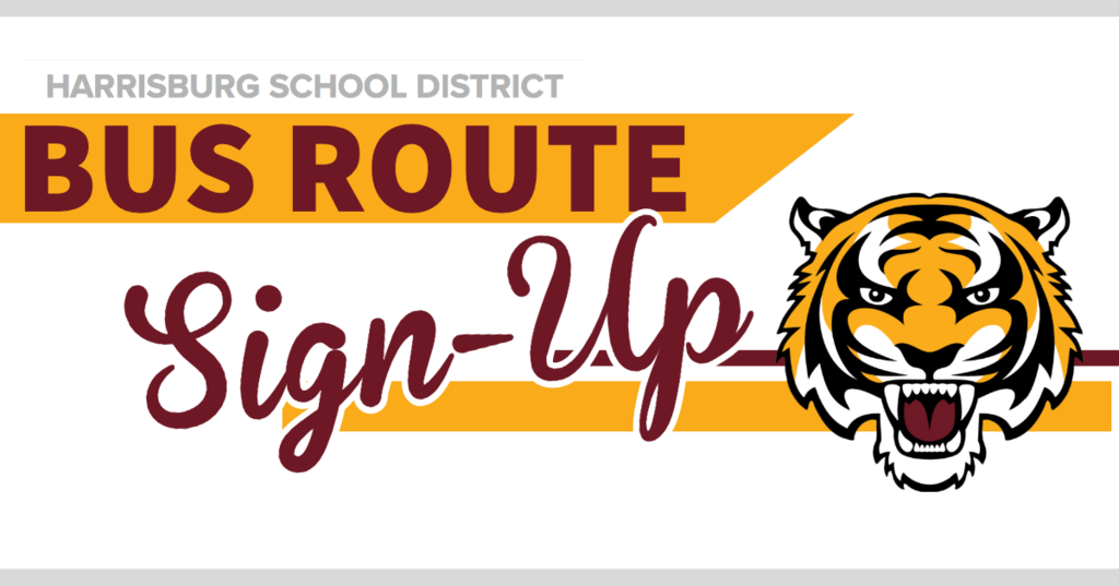 Bus Route Sign Up