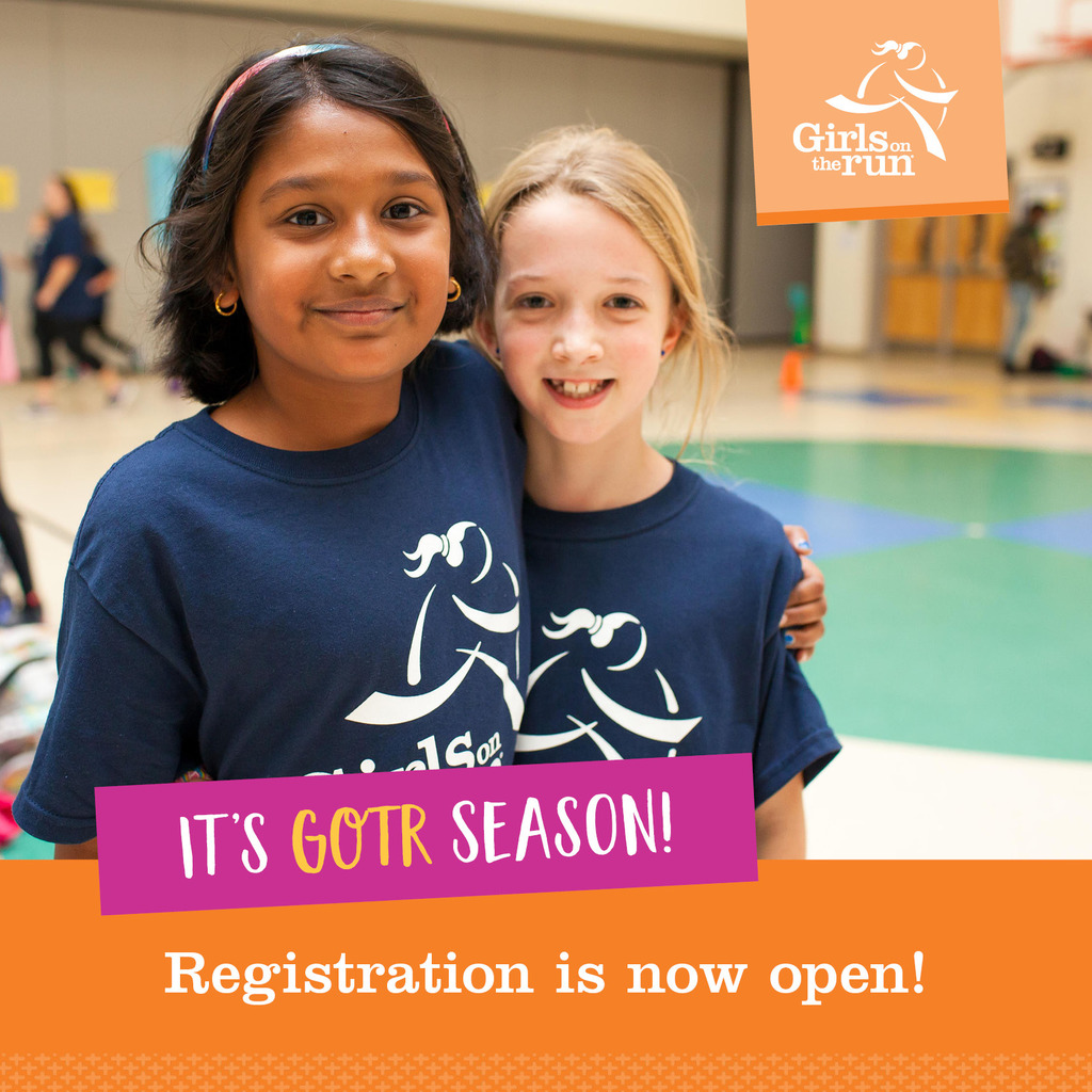 GOTR Registration Open