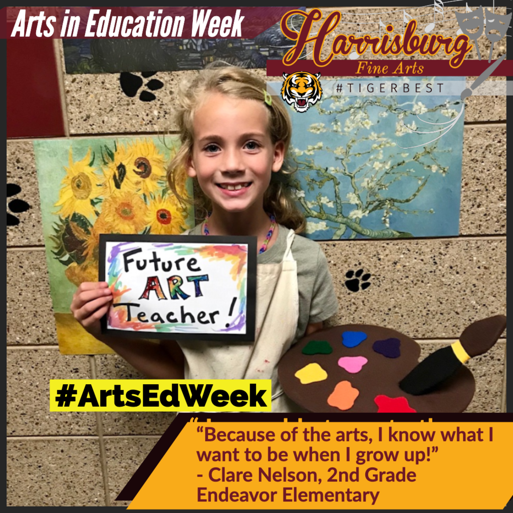 Arts in Education Week