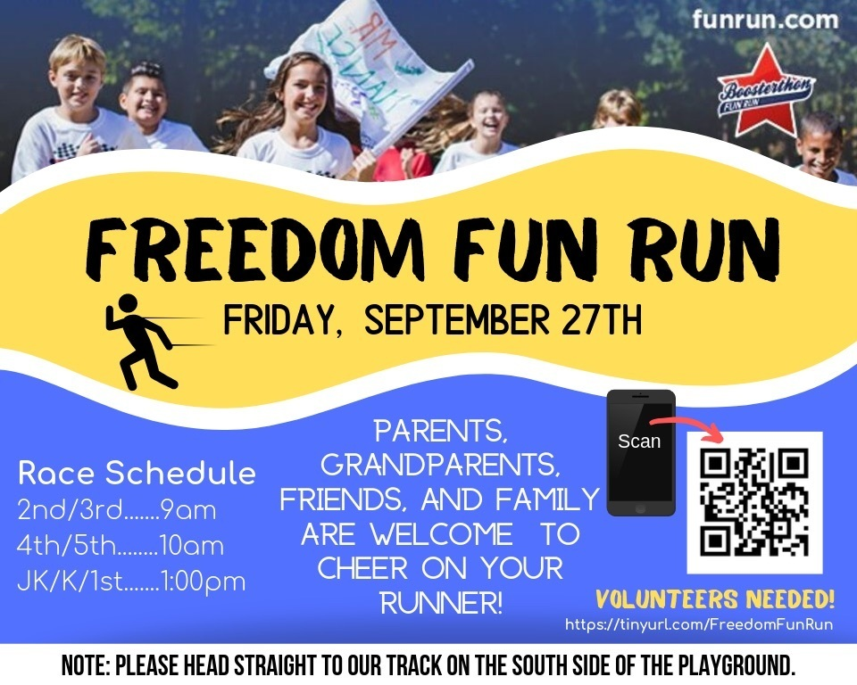 Freedom Fun Run