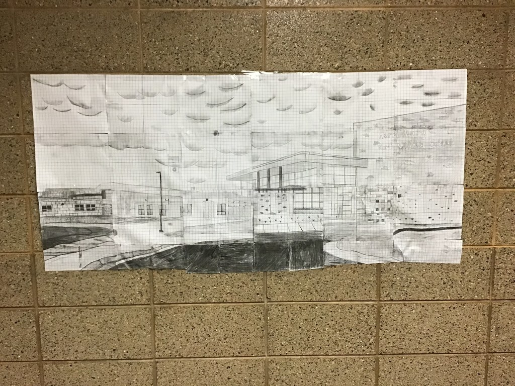 6th Grade Advanced Math Scale Drawing