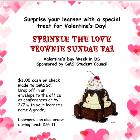 Brownie Sundae Bar
