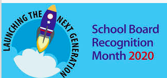 January 2020 School Board Recognition Month