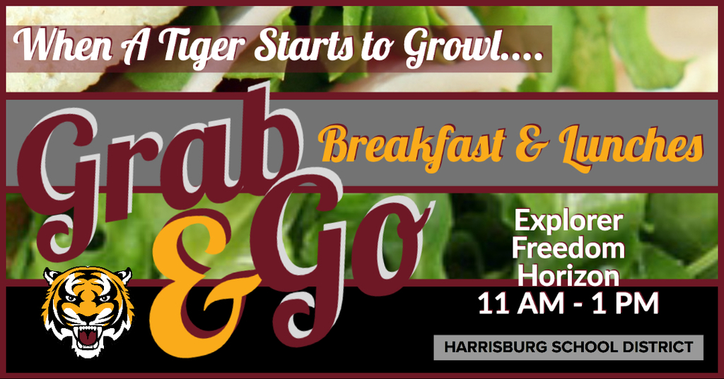Grab & Go Breakfast & Lunches