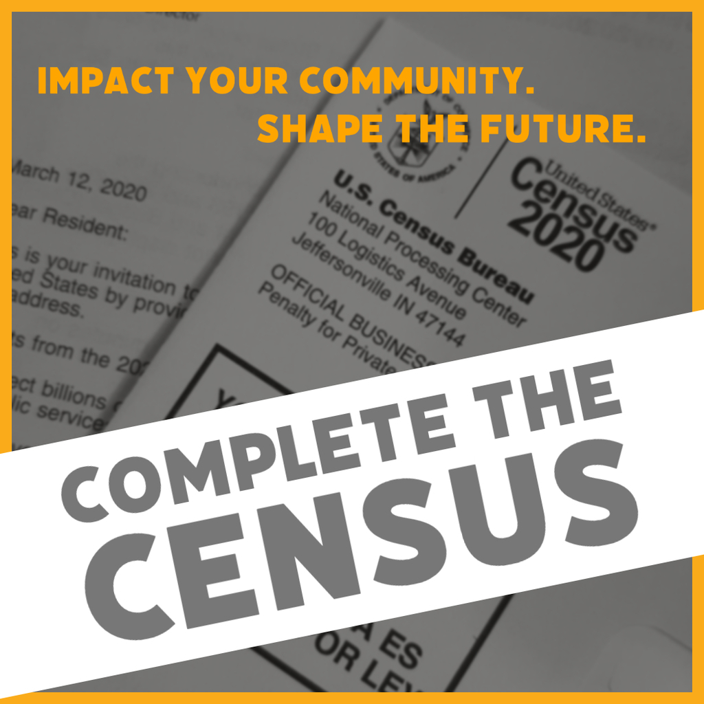 COMPLETE THE CENSUS