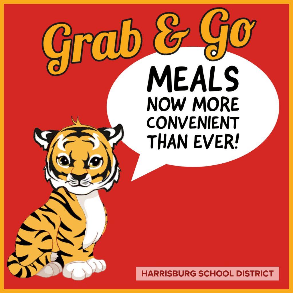 GRAB & GO MEALS MORE CONVENIENT