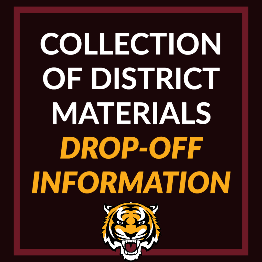 drop off information