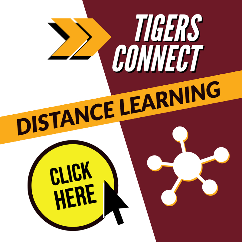 Tigers Connect Distance Learning