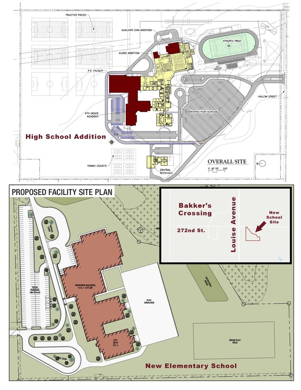 Proposed School & Addition