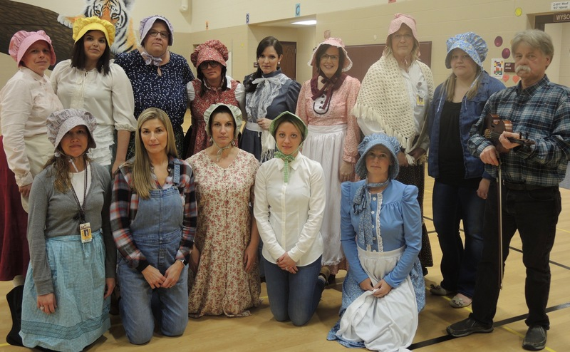 Little House on the Prairie Teachers